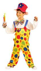 Kids Clown Costume: Boys & Girls Clown Costume