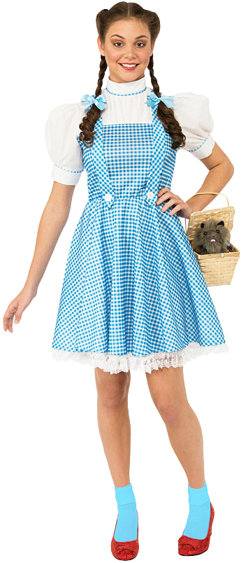 0a34372e19772 Wizard of Oz Dorothy Costume   All Ladies Costumes   Mega Fancy Dress
