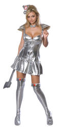 Wizard of Oz Tin Woman Costume