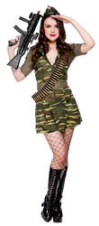Private Tease Military Costume