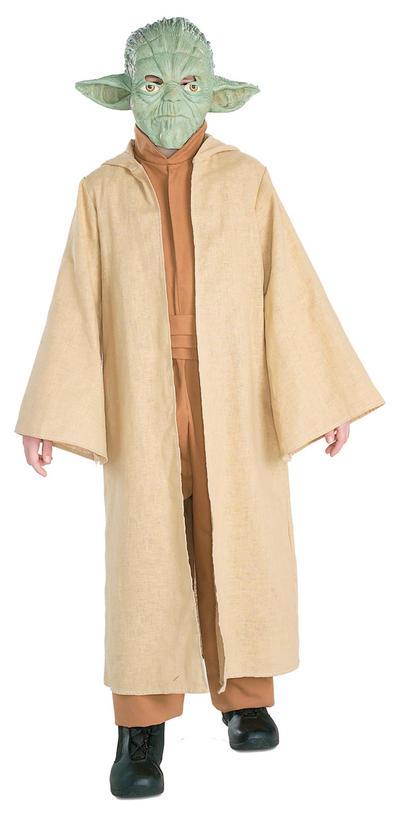 Kids Star Wars Yoda Costume