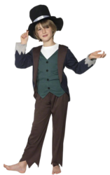 Victorian Poor Boys Costume
