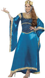 Deluxe Maid Marion Costume