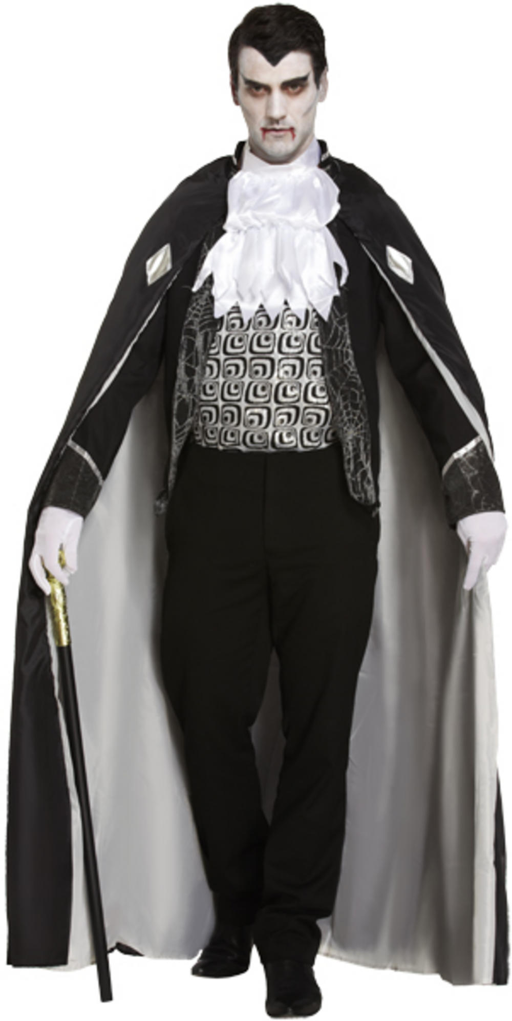 adult scary man costume | mens halloween costumes | mega fancy dress