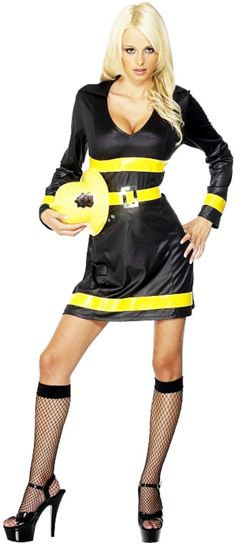 Fever Firefighter Costume