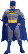 Boys Deluxe Batman Brave and the Bold Muscle Chest Costume
