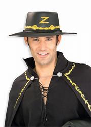 Deluxe Zorro Hat