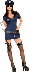 Police Officer Frisky Costume