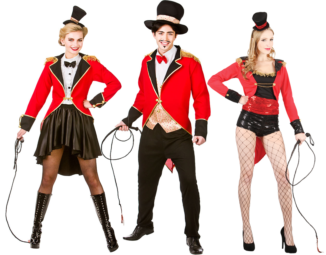 Sentinel Circus Lion Tamer Ringmaster Adult Fancy Dress Mens Ladies Womens Costume Outfit  sc 1 st  eBay & Circus Lion Tamer Ringmaster Adult Fancy Dress Mens Ladies Womens ...