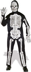 EVA Skeleton Halloween Costume