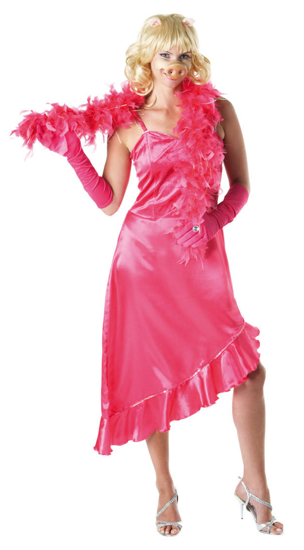 The Muppets Miss Piggy Costume