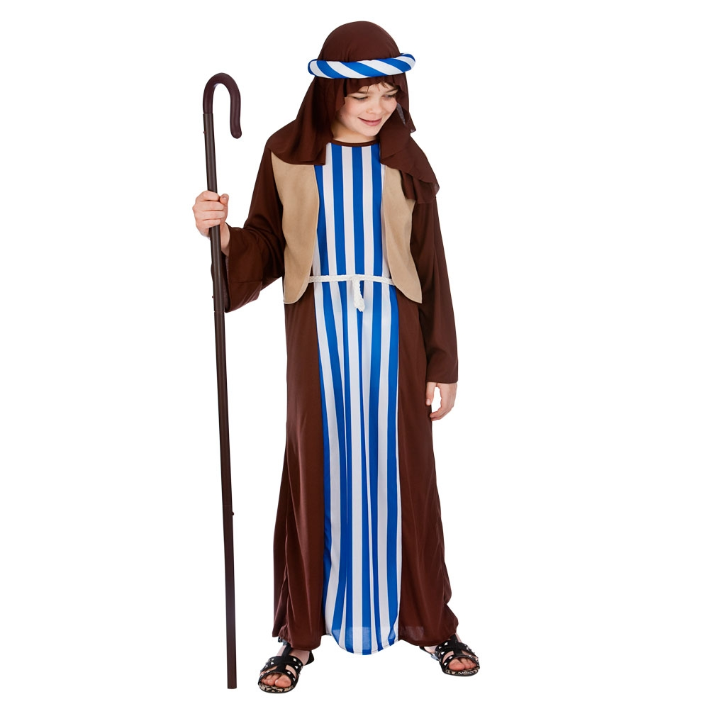 Christmas Nativity Play Kids Fancy Dress Festive Season ...