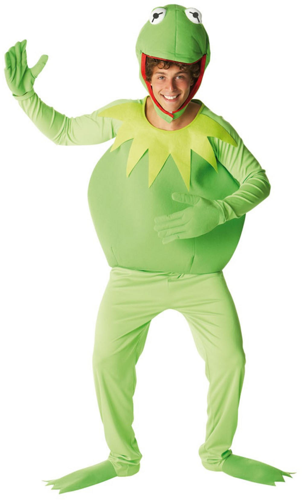 The Muppets Kermit The Frog Costume