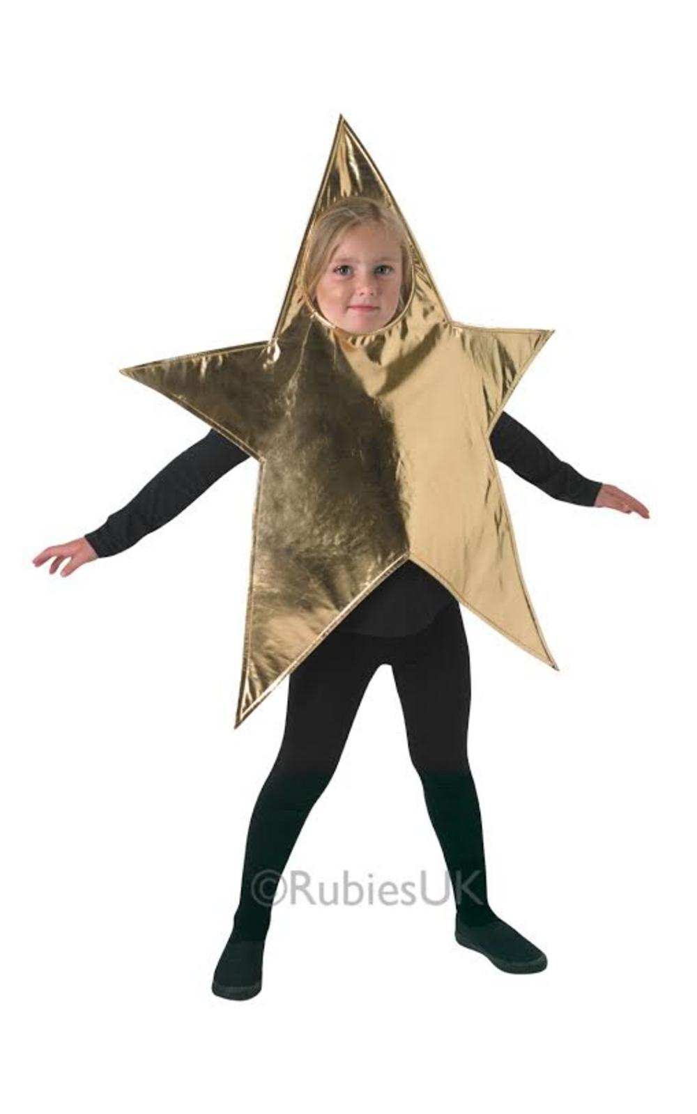 60889c747 Nativity Star Costume | Kids Christmas Costumes | Mega Fancy Dress