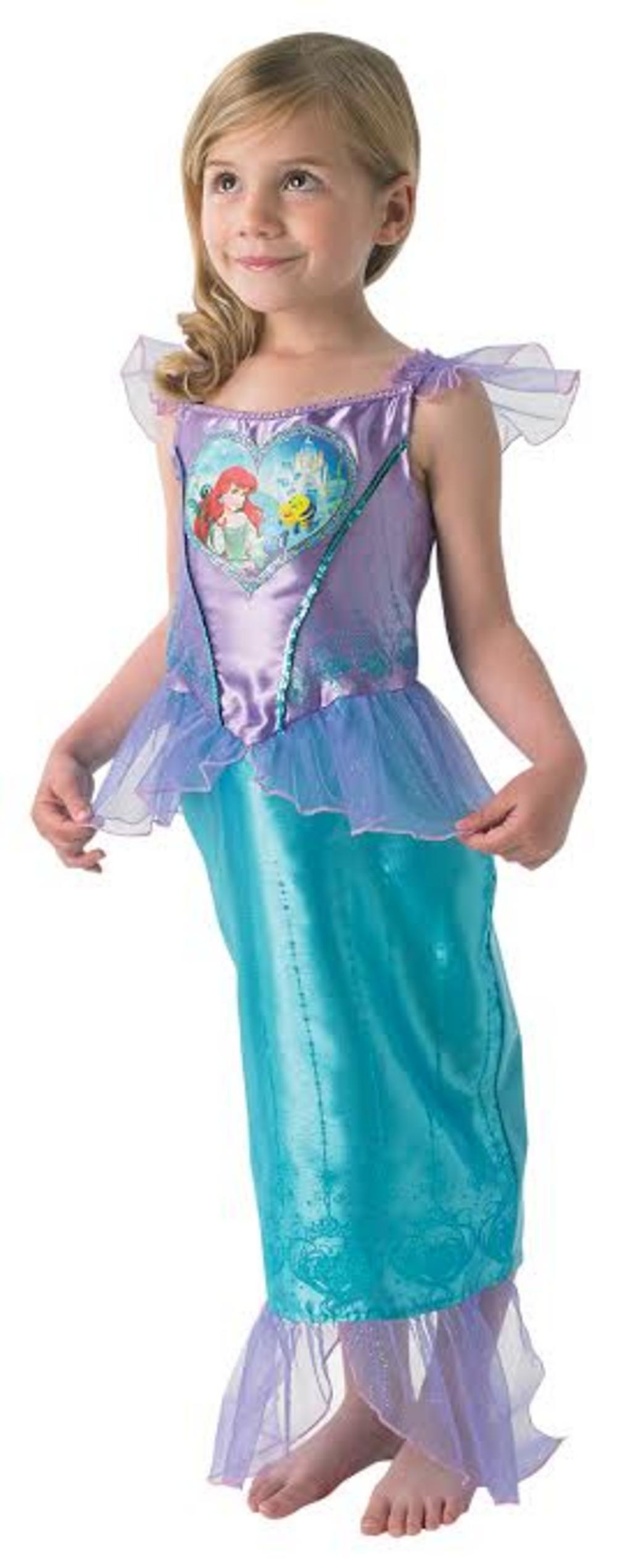 Loveheart Ariel Costume
