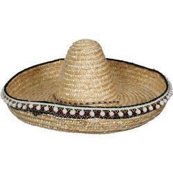 Deluxe Mexican Sombrero Hat