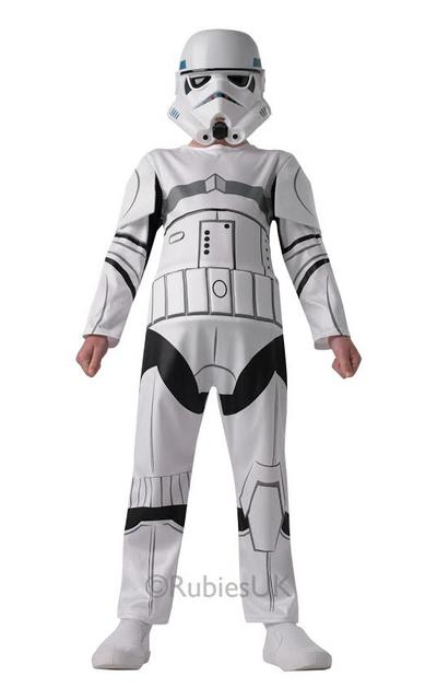 Classic Star Wars Stormtrooper Costume