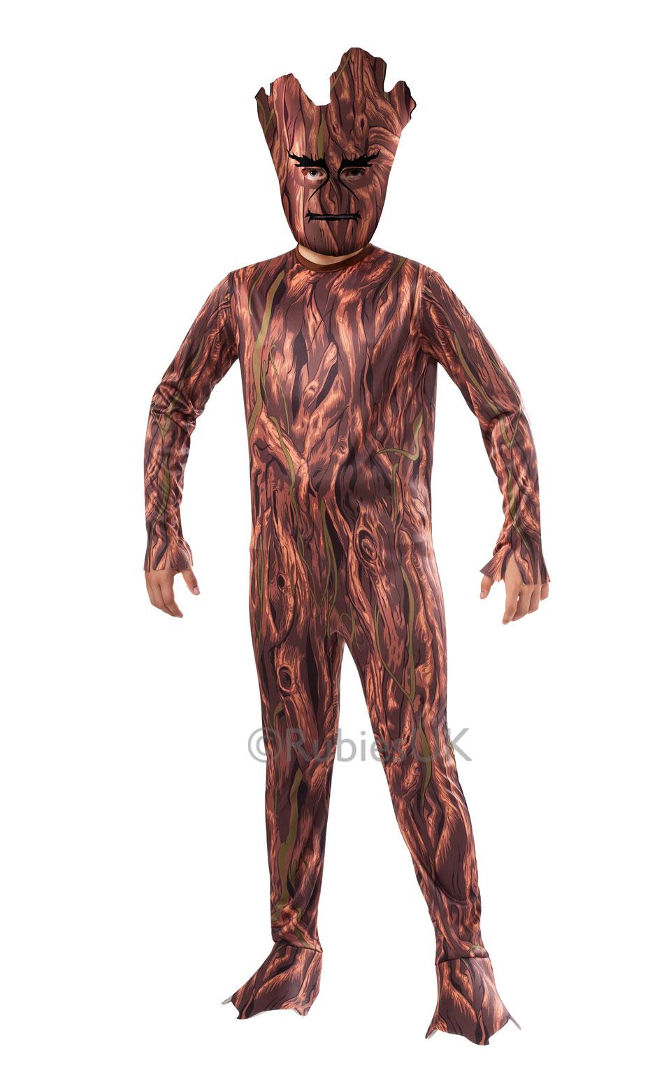Groot Costume Tv Book And Film Costumes Mega Fancy Dress
