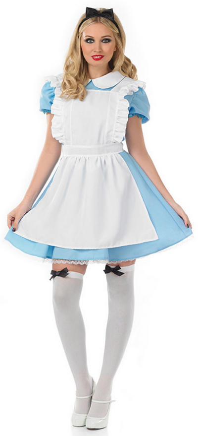 Traditional Alice Costume
