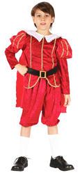 Tudor Prince Costume