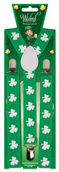 St Patricks Day Suspenders