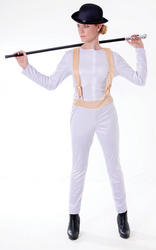 Ladies Clockwork Orange Costume