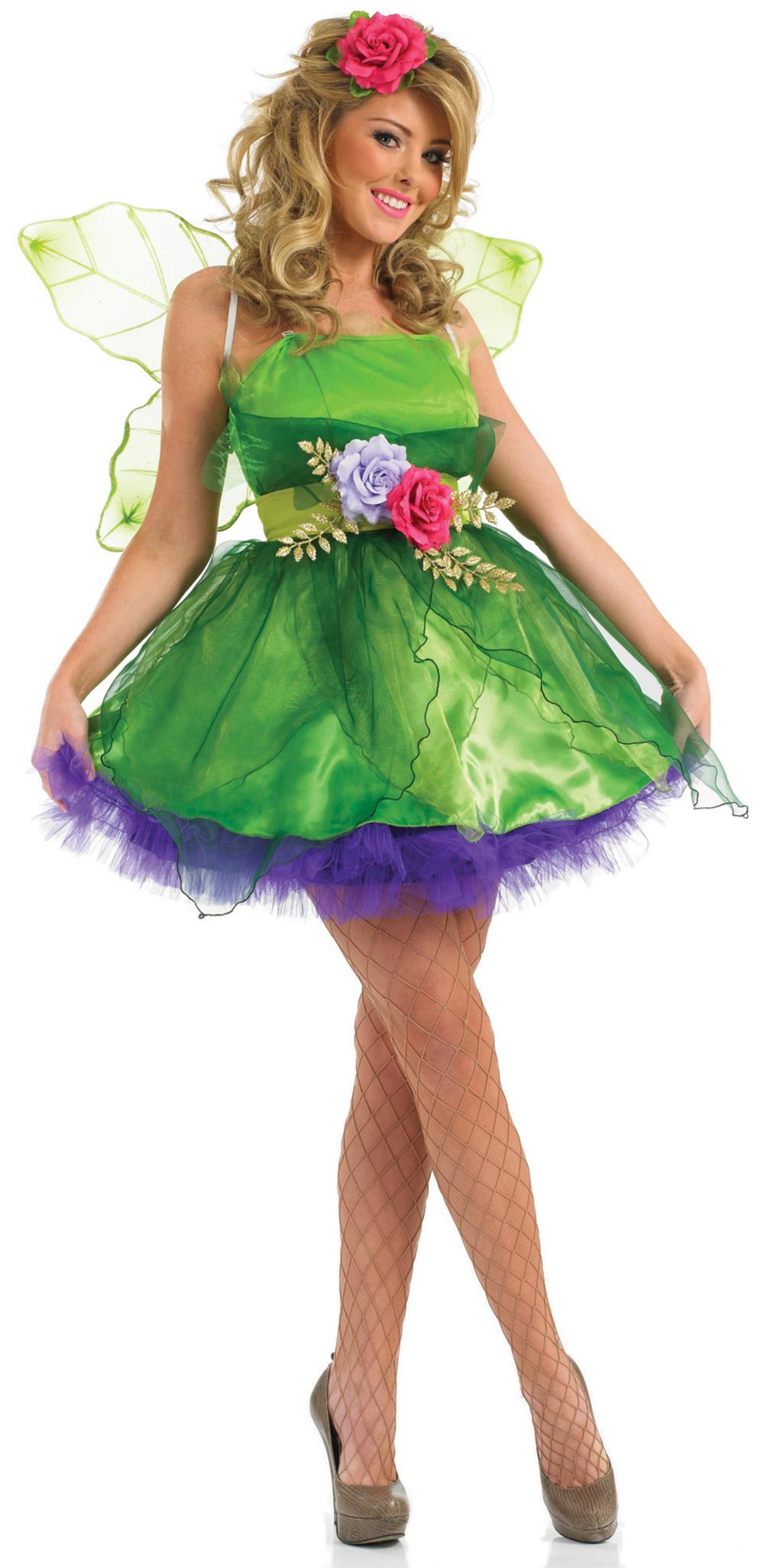 Fairy Nymph Costume