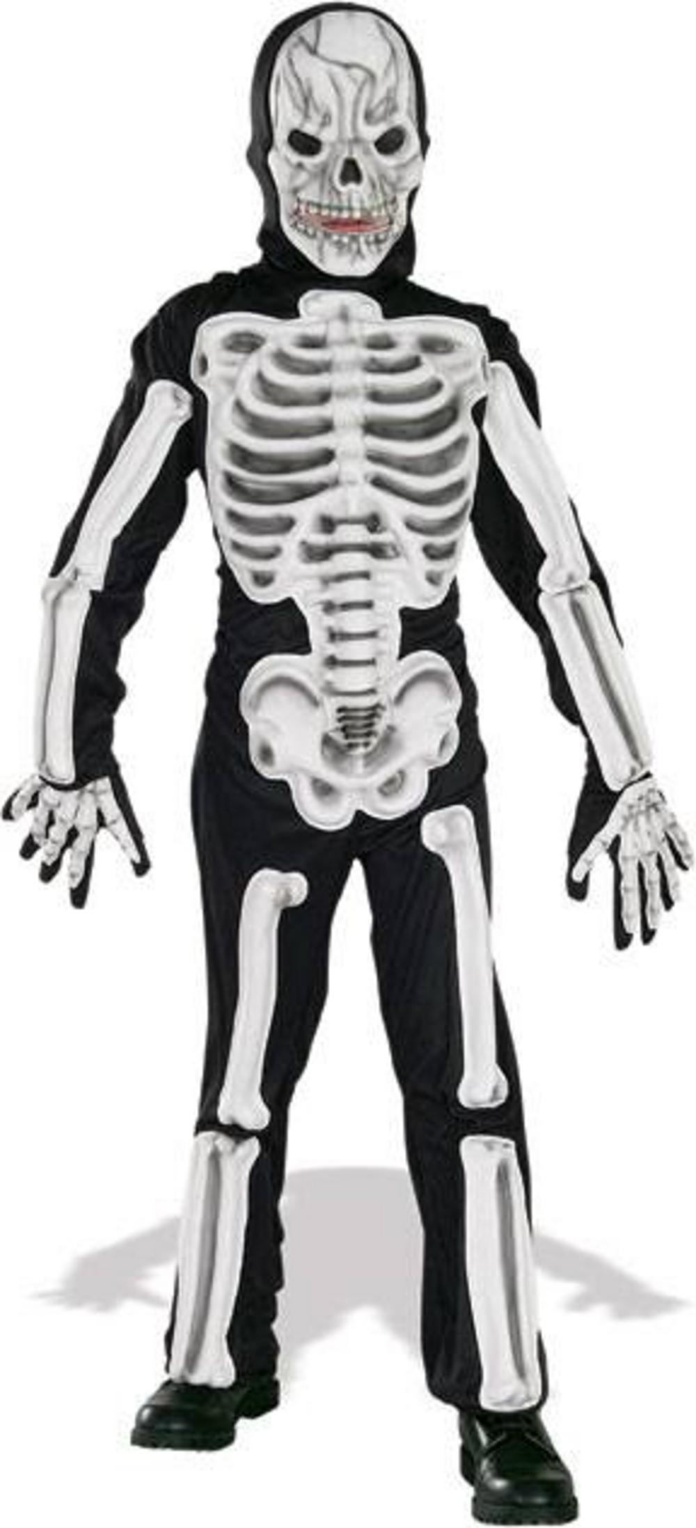 3D Skeleton Fancy Dress