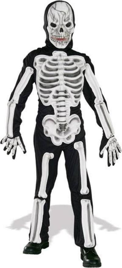 3D Skeleton Costume