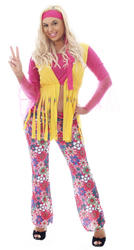 60s Hippie Woman Costume