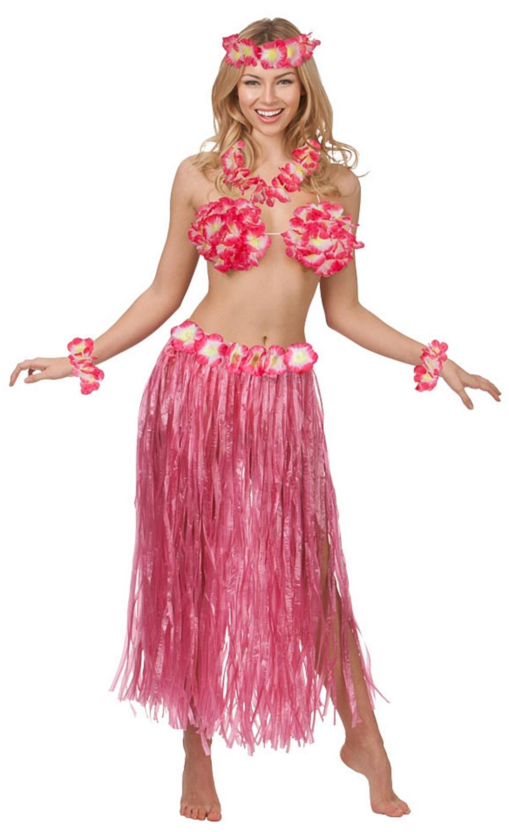 Hawaiian Honey Costume