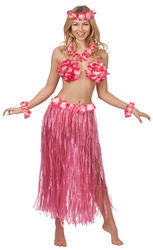 Hawaiian Honey Costume