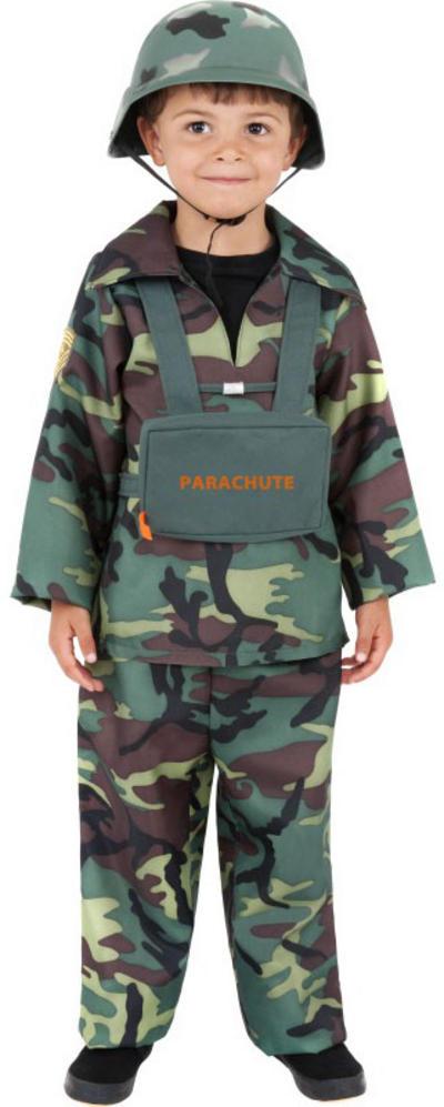 Army Boys Costume