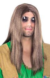 1960s Long Hippy Wig
