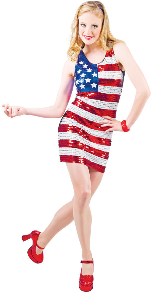 Dazzle USA Dress