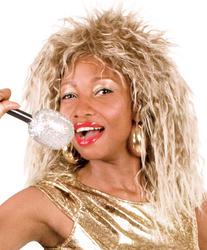 Rock Queen Wig