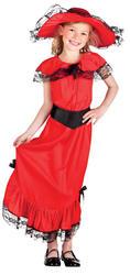 Victorian Scarlett Costume