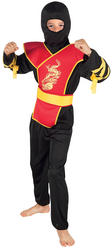 Ninja Master Fancy Dress