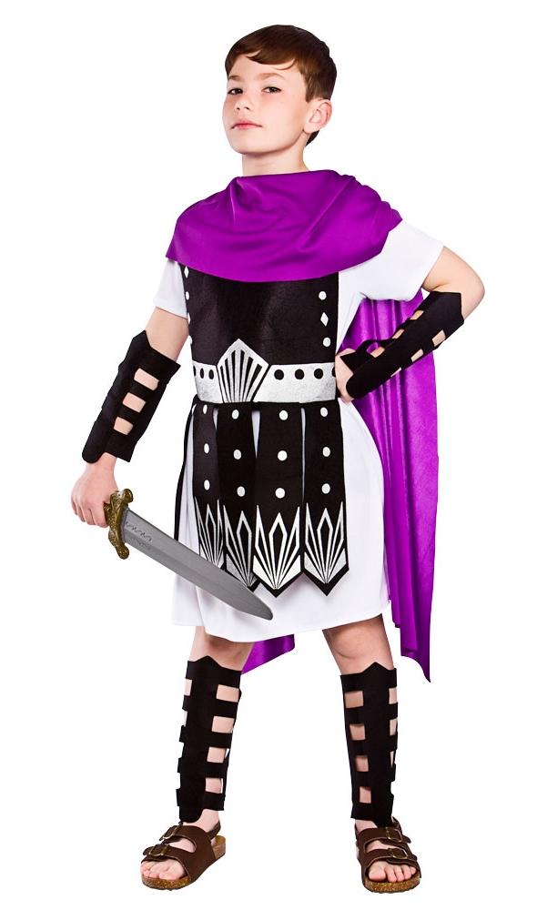 Roman Warrior Boys Costume  sc 1 st  Mega Fancy Dress & Roman Warrior Boys Costume   TV Book and Film Costumes   Mega Fancy ...