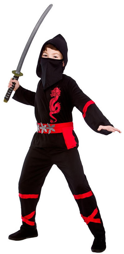 Power Ninja Costume