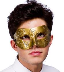 Gold Rome Eyemask