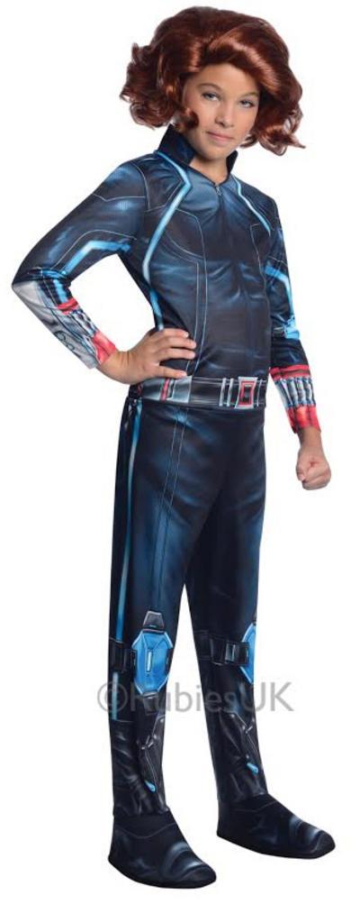 Black Widow Fancy Dress