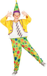 Jimbo Clown Costume