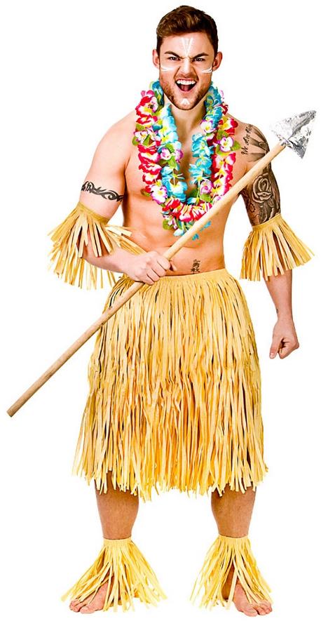 Zulu Warrior Costume Set Special Offers Mega Fancy Dress
