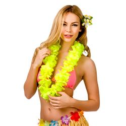 Yellow Flower Lei
