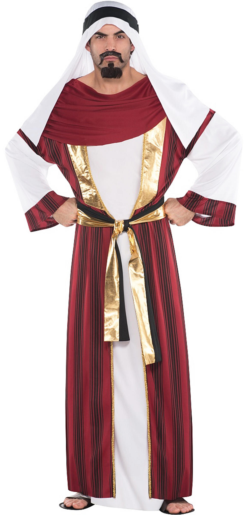 Sahara Prince Costume