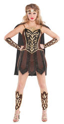 Warrior Princess Fancy Dress