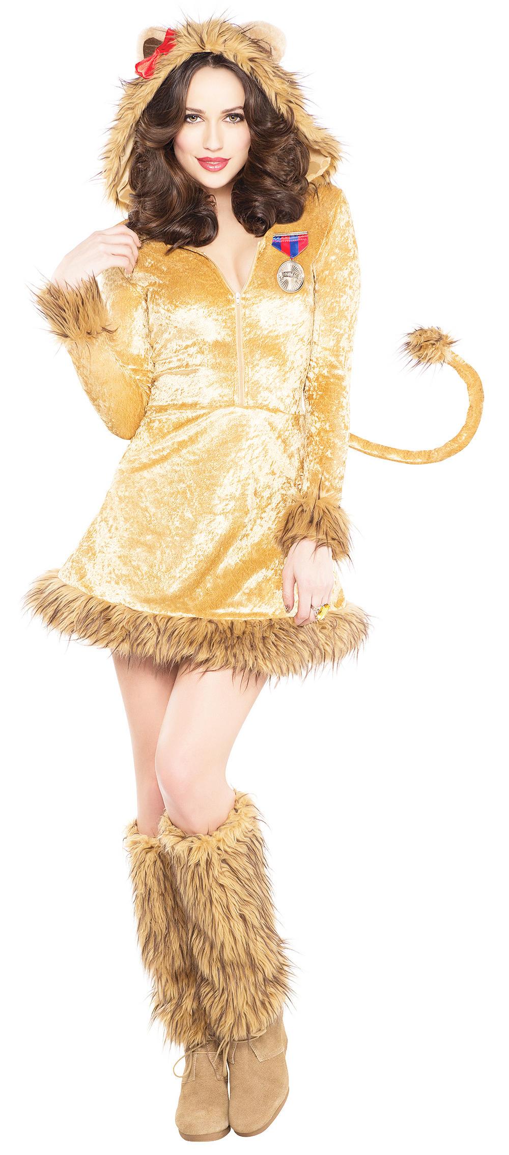 Lioness Costume