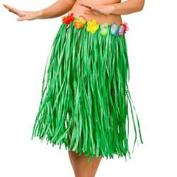 Green Hula Skirt