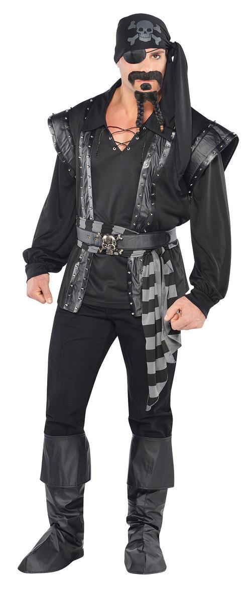 Dark Sea Scoundrel Costume